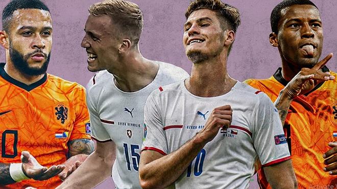 Hà Lan vs Cộng hòa Séc: De Boer mơ về bữa tiệc ở Amsterdam