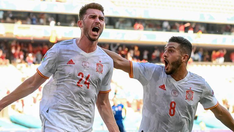VIDEO Croatia vs Tây Ban Nha, EURO 2021: Bàn thắng và highlights
