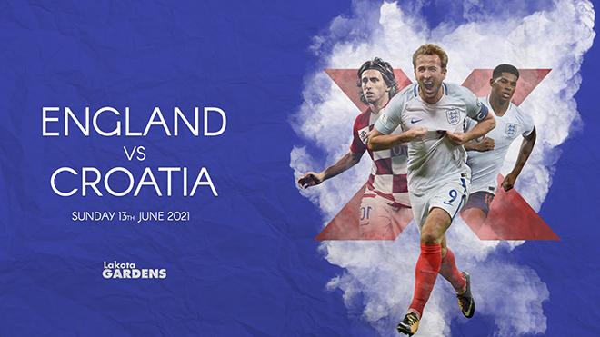 TRỰC TIẾP bóng đá Anh vs Croatia. VTV6, VTV3 trực tiếp EURO 2021 hôm nay