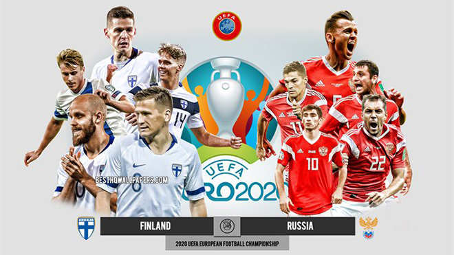 Kèo nhà cáiNga vs Phần Lan. Tỷ lệ kèo bóng đá EURO 2021. Trực tiếp VTV3, VTV6
