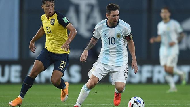 TRỰC TIẾP bóng đá hôm nay Argentina vs Ecuador. BĐTV trực tiếp Copa America 2021