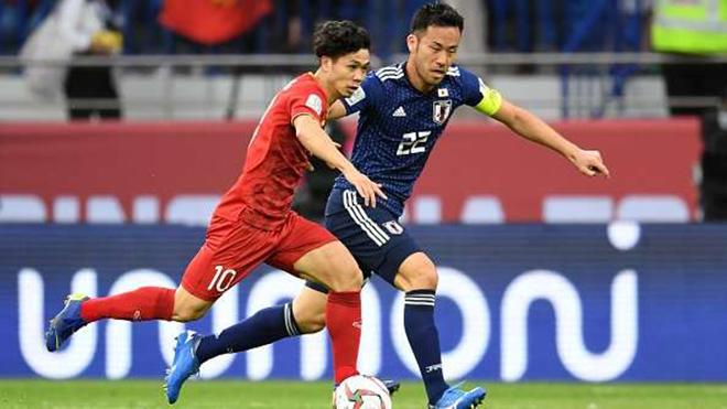 Đối thủ của Việt Nam ở bảng B: Nhật Bản sẽ khiến thầy Park phải đau đầu