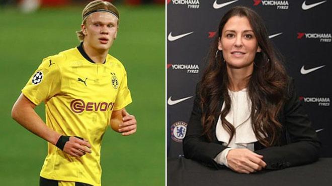 Với Marina Granovskaia, Chelsea sẽ chiêu mộ được Haaland