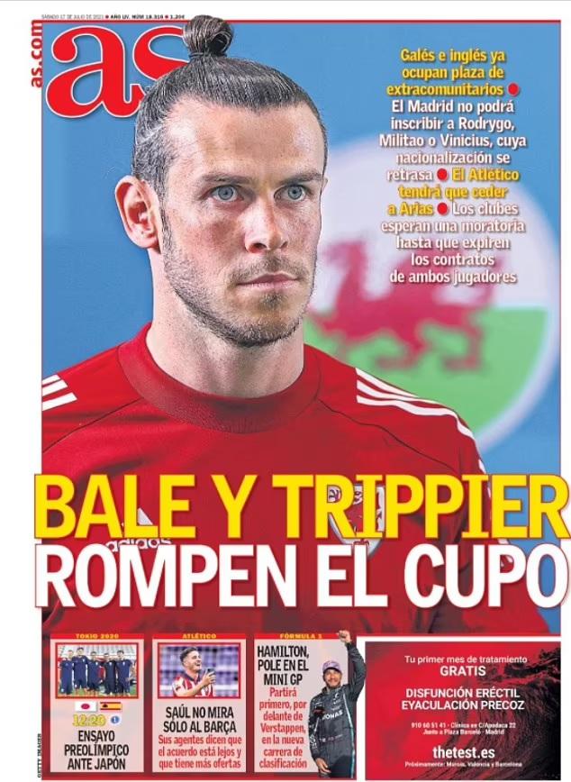 Real Madrid, chuyển nhượng Real, Varane, MU, Gareth Bale, tin bóng đá Tây Ban Nha, Real Madrid mua ai, bán ai, Real bán Bale, Chuyển nhượng bóng đá hôm nay