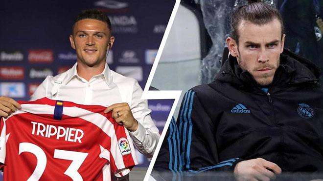 Vì Bale, Real Madrid lâm vào cảnh khó trong việc đăng ký cầu thủ