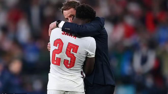 Cầu thủ Anh sốc khi biết Saka được chọn đá quả 11m quyết định trước Ý
