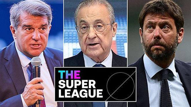 UEFA thua kiện trong dự án Super League