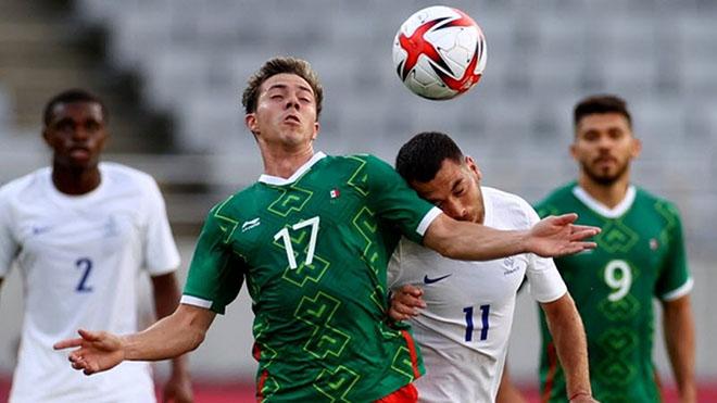 Nhận định bóng đá U23 Nam Phi vs U23 Mexico, Olympic 2021 (18h30, 28/7)