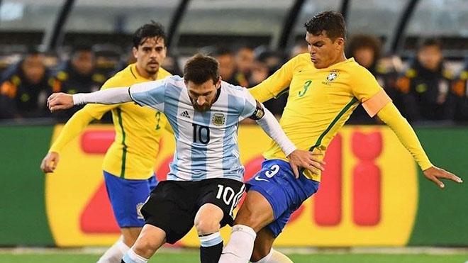 TRỰC TIẾP bóng đá hôm nay Brazil vs Argentina, Chung kết Copa America 2021