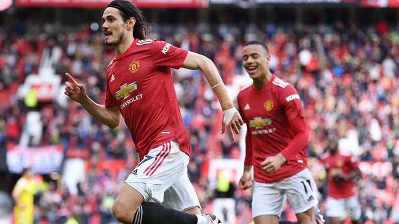 MU: Lukaku và Kane sẽ thúc đẩy sự cạnh tranh cho Cavani