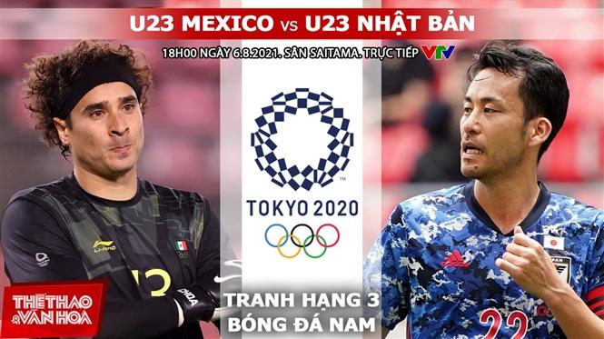 Soi kèo nhà cái, nhận định bóng đá U23 Mexico vs Nhật Bản, Olympic 2021 (16h, 6/8)