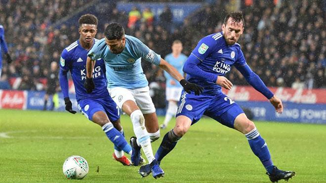 TRỰC TIẾP Leicester vs Man City, Siêu cúp Anh 2021 (23h15 hôm nay)