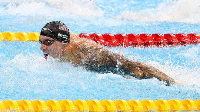 Dressel giành 5 HCV, Mỹ thống trị nội dung bơi Olympic Tokyo 2021