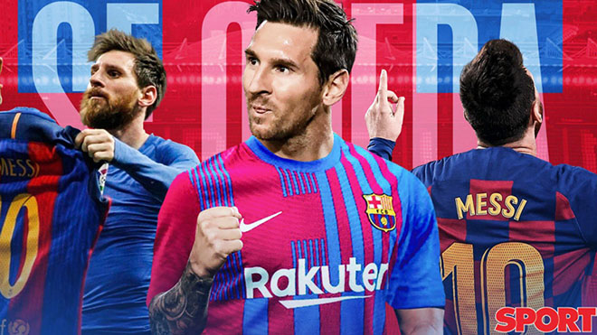 Barca đăng clip tri ân Messi sau khi 'đường ai nấy đi'