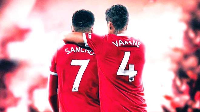 Gary Neville: 'Sancho và Varane là chưa đủ, MU cần Kane để vô địch'