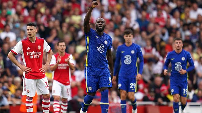 Arsenal 0-2 Chelsea: Ngày phán xử