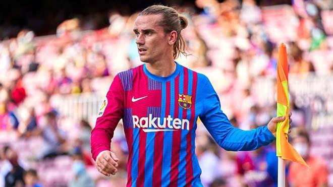 Lộ mức lương 'khủng' của Griezmann ở Barca