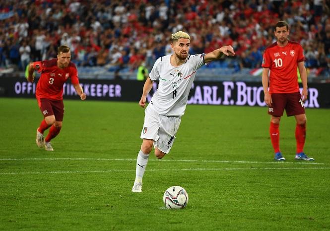 Kết quả bóng đá World Cup 2022, kết quả vòng loại world cup 2022 châu Âu, ket qua bong da, Ý, Thụy Sĩ, Ý lập kỉ lục bất bại, kết quả bóng đá, ket qua  Y 0-0 Thụy Sĩ