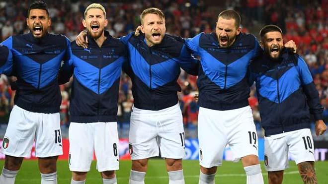 Jorginho đá hỏng 11m, Ý vẫn lập kỉ lục bất bại