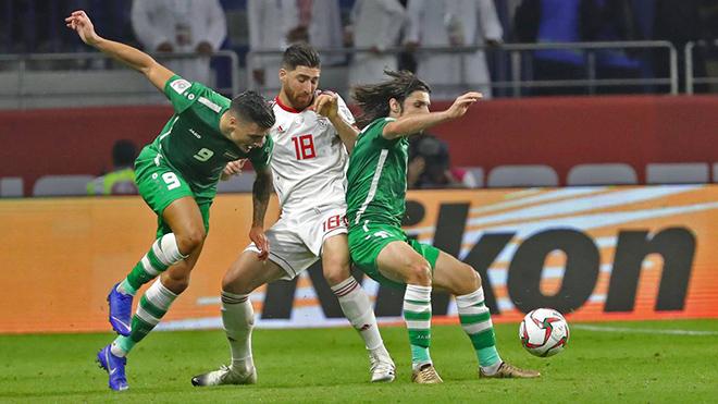 TRỰC TIẾP bóng đá Iraq vs Iran, vòng loại World Cup 2022 (01h00, 8/9)
