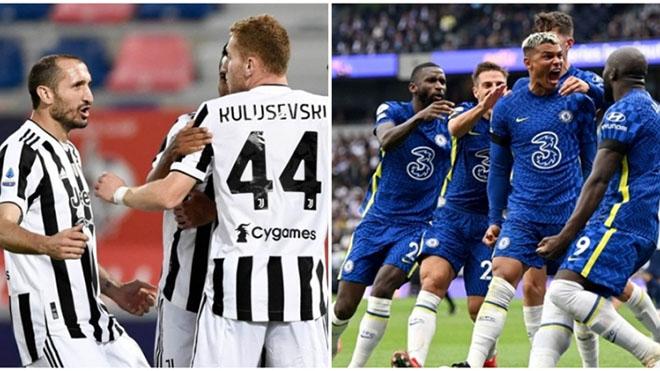 TRỰC TIẾP bóng đá Juventus vs Chelsea, Cúp C1(2h00, 30/9)