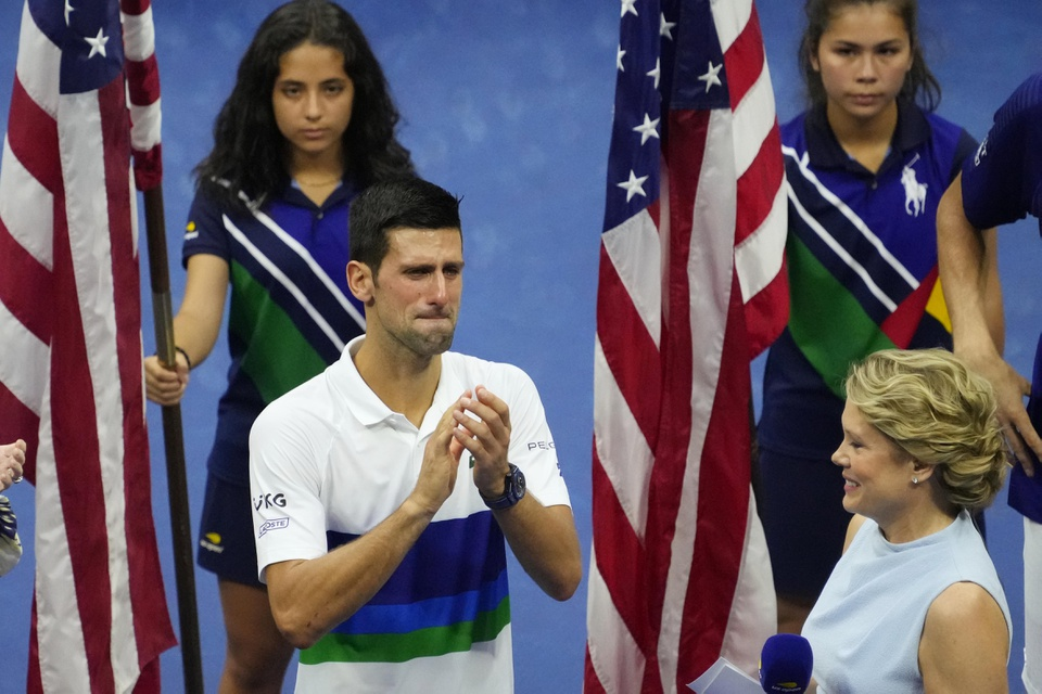 Kết quả tennis, Kết quả Mỹ mở rộng 2021, ket qua tennis, Djokovic vs Medvedev, video Djokovic vs Medvedev, kết quả chung kết đơn nam, Medvedev vô địch US Open 2021