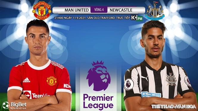 Soi kèo nhà cái MU vs Newcastle và nhận định bóng đá Ngoại hạng Anh (21h00, 11/9)
