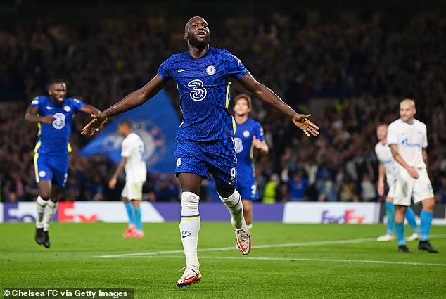 kết quả bóng đá, kết quả bóng đá hôm nay, ket qua bong da, ket qua bong da hom nay, kết quả bóng đá Cúp C1, kết quả Cúp C1, Chelsea 1-0 Zenit, Chelsea, Lukaku