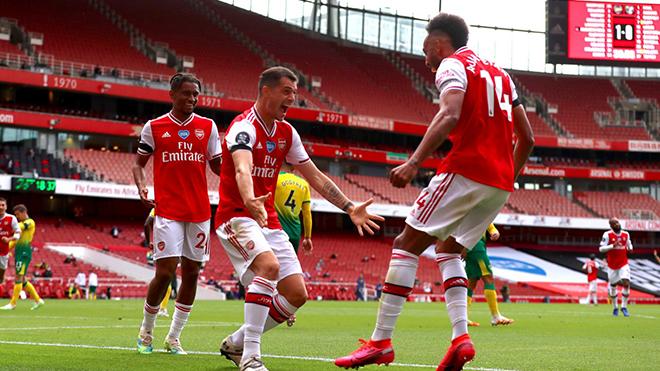 TRỰC TIẾP bóng đá Arsenal vs Norwich, Ngoại hạng Anh (21h00, 11/9)