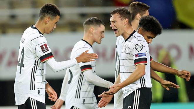 Bóng đá hôm nay 12/10: MU muốn chiêu mộ Dembele. Đức giành vé đầu tiên đến World Cup