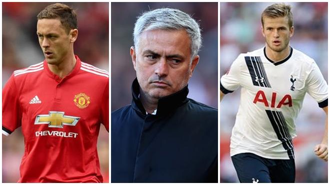 Nemanja Matic vs Eric Dier: Cuộc đối đầu giữa những mục tiêu của Mourinho