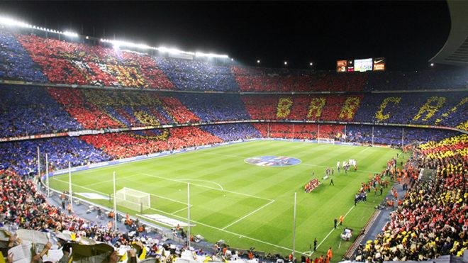Đây, tên sân mới giúp Barca kiếm núi tiền và giữ chân Messi!