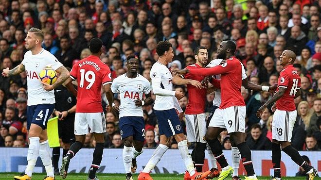 Video clip highlights bàn thắng trận M.U 1-0 Tottenham