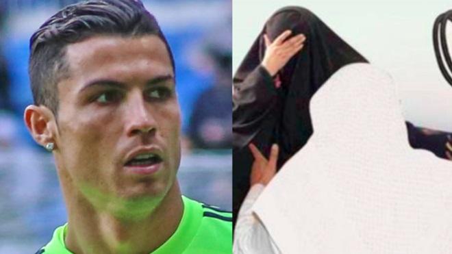 Vợ bị chồng đánh vì... cổ vũ Cristiano Ronaldo trước mặt