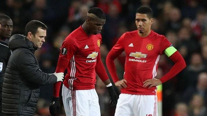 Quá đen cho M.U: Paul Pogba sẽ phải nghỉ thêm 2 tháng nữa