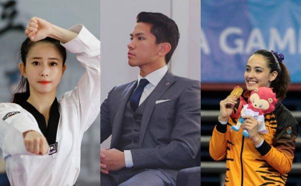 """Điểm mặt những """"trai xinh, gái đẹp"""" xuất hiện ở SEA Games 29"""