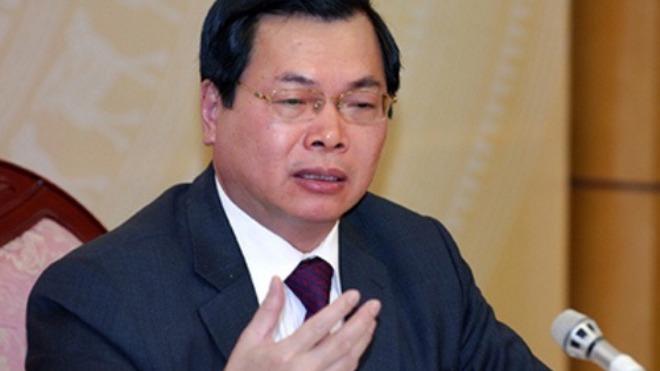 Bộ Công thương lên tiếng về việc ông Vũ Huy Hoàng xin cấp thẻ vào khu vực cách ly sân bay