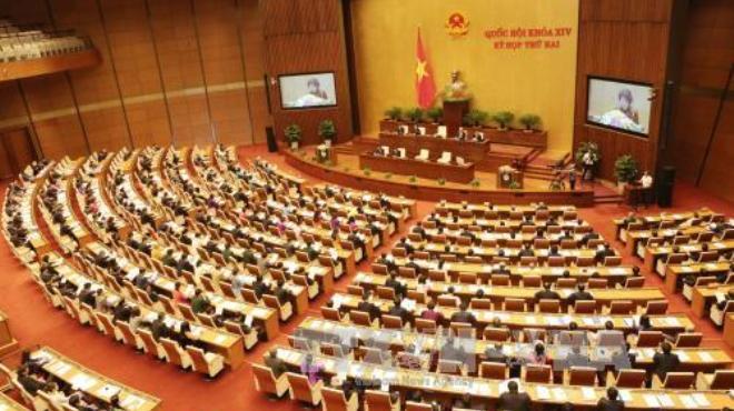 Sáng nay khai mạc Kỳ họp thứ 3, Quốc hội khóa XIV