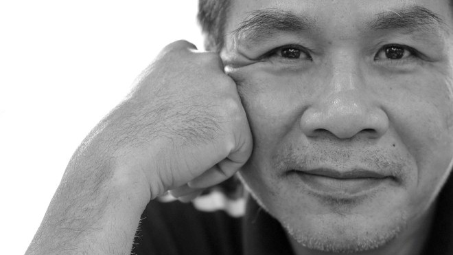 Nhà thơ Lê Minh Quốc: Chữ nhiều nhờ yêu… khỏe