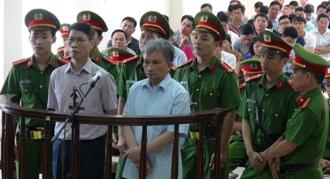 Y án phạt tù hai bị cáo hoạt động nhằm lật đổ chính quyền