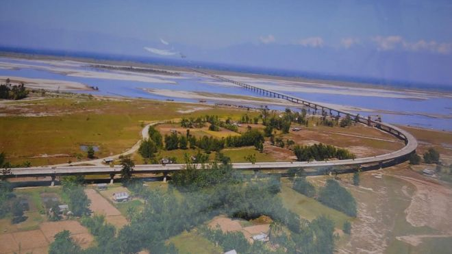 Vì sao Ấn Độ xây cầu dài nhất gần biên giới Trung Quốc?