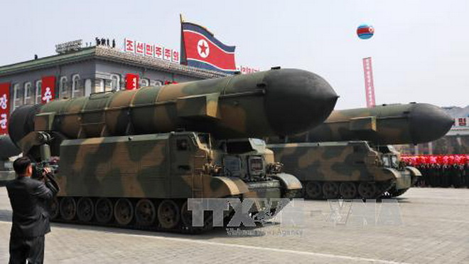 Chuyên gia cảnh báo: Triều Tiên có thể đưa thiết bị hạt nhân tới Australia kích nổ