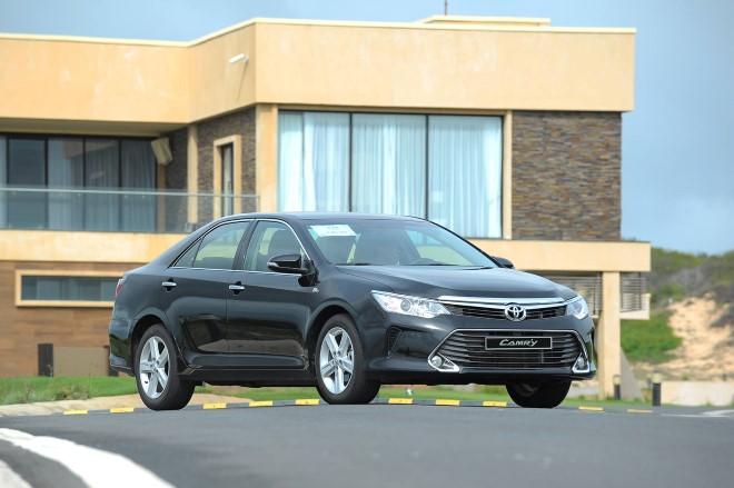 Mua xe Toyota tháng 5 trúng thưởng hơn 1 tỷ đồng