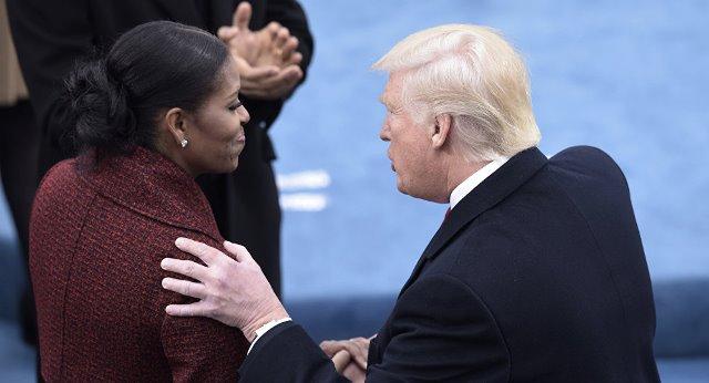 Bà Michelle Obama lần đầu gay gắt về chính sách của chính quyền Donald Trump