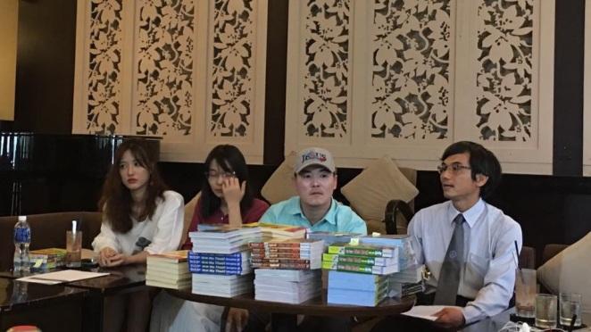 Tác giả Hàn Quốc Woo Bo Hyun chua xót vì bị vi phạm bản quyền