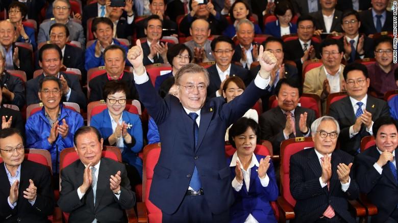 Tân Tổng thống Hàn Quốc sẽ làm gì khi bước vào Nhà Xanh?