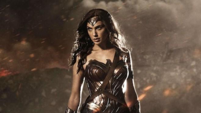 Bom tấn 'Wonder Woman': Khi siêu người hùng là... phái yếu