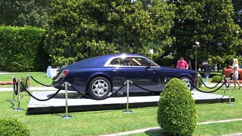Chiêm ngưỡng siêu xe Rolls-Royce đắt nhất thế giới
