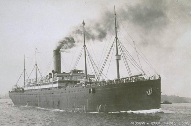 CQD! Tàu chìm! - một dòng lịch sử của hàng hải thế giới