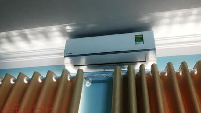 Mẹo dùng điều hòa cho gia đình có trẻ nhỏ trong ngày nắng nóng kỷ lục